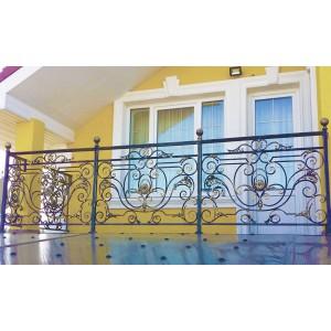 Кованый балкон №12